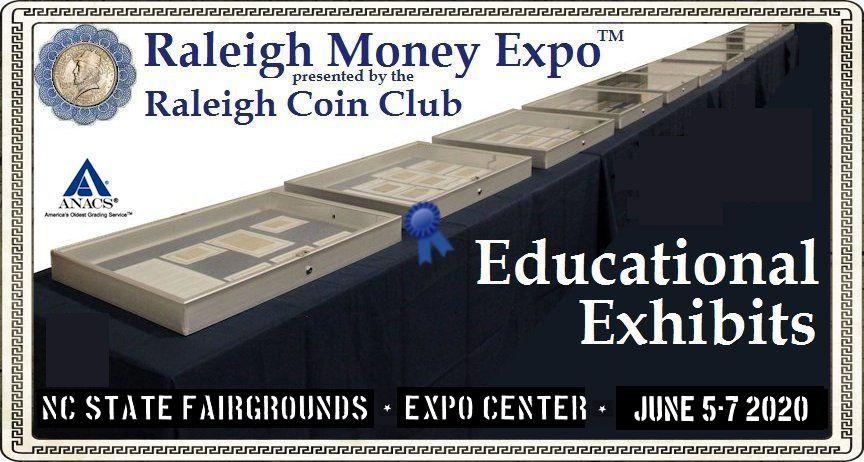 Coin Show Calendar 2020.Raleigh Coin Club Show Calendar